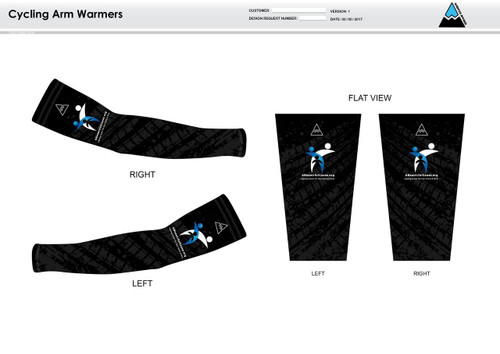 Culbertson Cycling Arm Sleeves