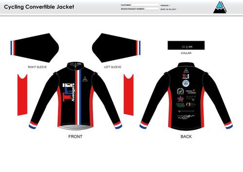 Tri Avengers Convertible Jacket