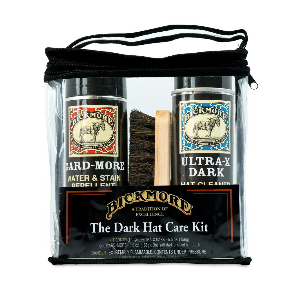 Dark Hat Care Kit