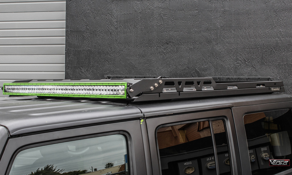 Jeep Wrangler JK Roof Rack VPR-125