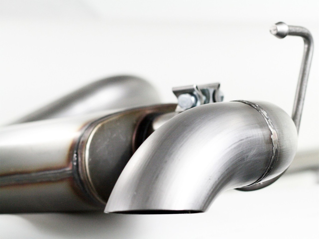 """aFe POWER 49-46221 MACH Force-Xp 3"""" 409 Stainless Steel Cat-Back Exhaust System"""