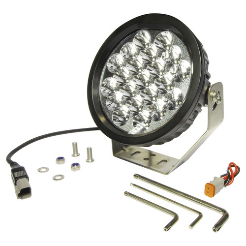 "5"" ROUND LIGHT WITH COMBO VPR4X4-5"