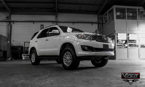 Toyota Fortuner Blindaje Nivel IV
