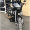 Bung King Highway Peg 2 Step Crash Bar for 2018 Harley Softail w/ Forward Controls