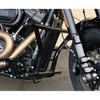 Bung King Highway Peg 2 Step Crash Bar for 2018-2021 Harley Softail w/ Forward Controls