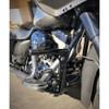 Bung King Highway Peg Crash Bar for 1997-2020 Harley Touring