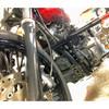 Bung King Highway Peg Crash Bar for Harley Dyna w/ Forward Controls