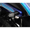 Arlen Ness Bolt-On Rear Turn Signals for Harley - Black