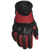 Speed and Strength Pixie Women's Leather Gloves - Black/Burgundy