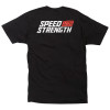 Speed and Strength Racer T-Shirt - Black