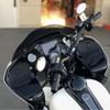 Kraus RG Billet Gauge Bezel for Harley Road Glide