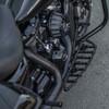 Arlen Ness MX Billet Floorboards for 1980-2020 Harley Touring - Black