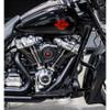 Performance Machine Vintage Air Cleaner for 2017-2020 Harley M8 - Black Ops