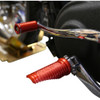 Thrashin Supply Canyon Foot Pegs for Harley - Red