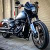 Bung King Quarter Fairing Bracket for Harley Low Rider S