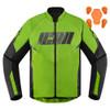Icon Hooligan Jacket - Green