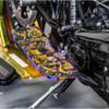 Flo Motorsports V5 Bagger Floor Boards for Harley Touring - Jet Fuel