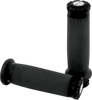 Roland Sands Chrono Grips for Harley Dual Cable - Black Ops