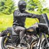Thrashin Supply Atlas Riding Jacket - Black