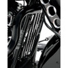 Covingtons Finned Frame Filler Grilles for Harley Touring