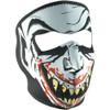 Zan Headgear Glow in the Dark Vampire Face Mask