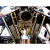 Old-Stf Rocker Box Oil Loop Lines for Harley Ironhead Sportster - Brass