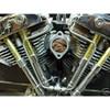 Old-Stf Rocker Box Split Oil Lines for 1966-1984 Harley Shovelhead - Stainless