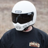 Simpson M30 Helmet - White