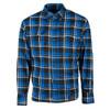 Speed and Strength Black Nine Reinforced Moto Flannel Shirt - Blue/Black