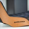 Saddlemen Step Up Seat for Harley Dyna - Custom Design