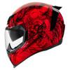 Icon Airflite Krom Helmet - Red