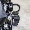 Thrashin Supply Bagger Floorboards for Harley - Black