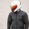 Icon Airflite RST Red Face Shield