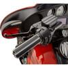 Arlen Ness 10-Gauge Grips for Harley - Black