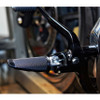 Speed Merchant Speed Pegs Foot Pegs for 2018 Harley Softail - Black