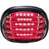 Custom Dynamics Probeam Low Profile LED Tail Light for Harley - Smoke