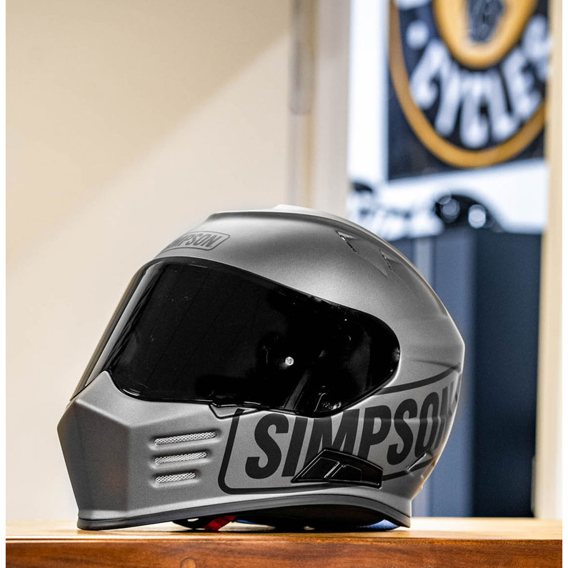 Simpson Ghost Bandit Logo Helmet Limited Edition