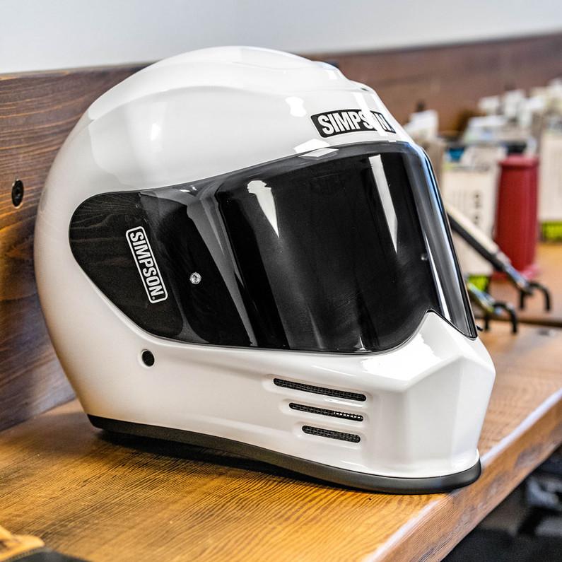 Simpson Speed Bandit Helmet - New for 2020