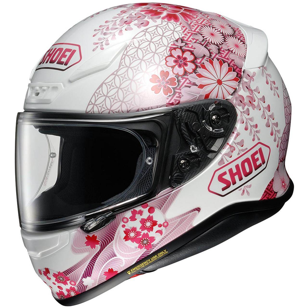 Shoei RF-1200 Harmonic Helmet - Pink