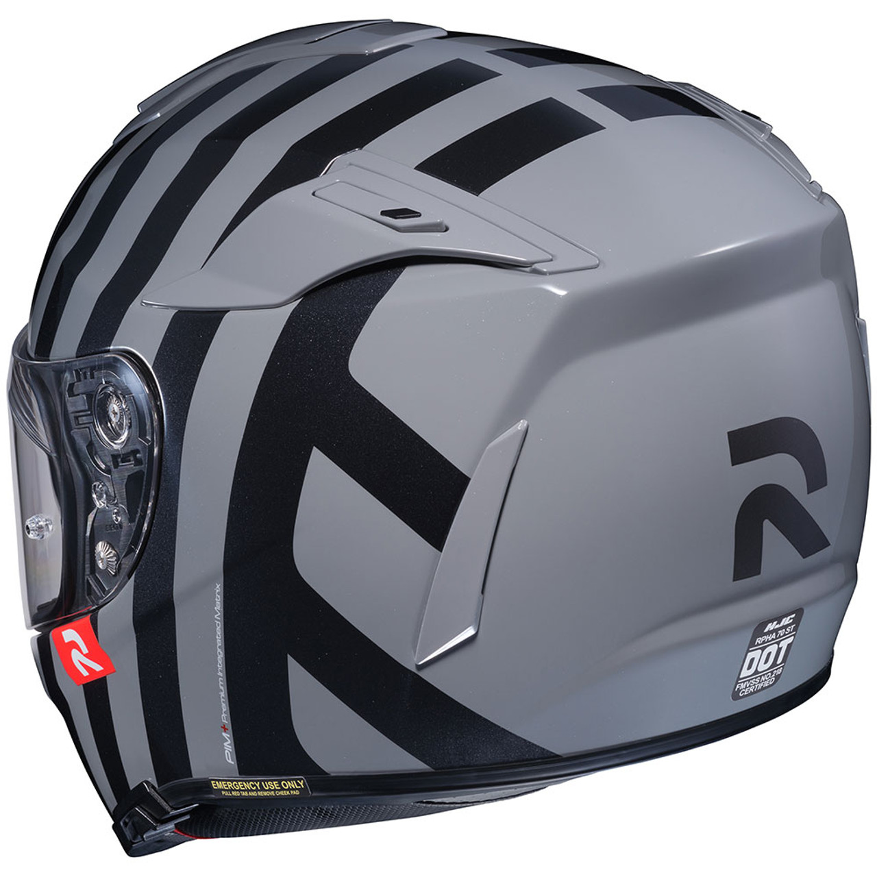 hjc rpha 70 st forvic helmet get lowered cycles. Black Bedroom Furniture Sets. Home Design Ideas