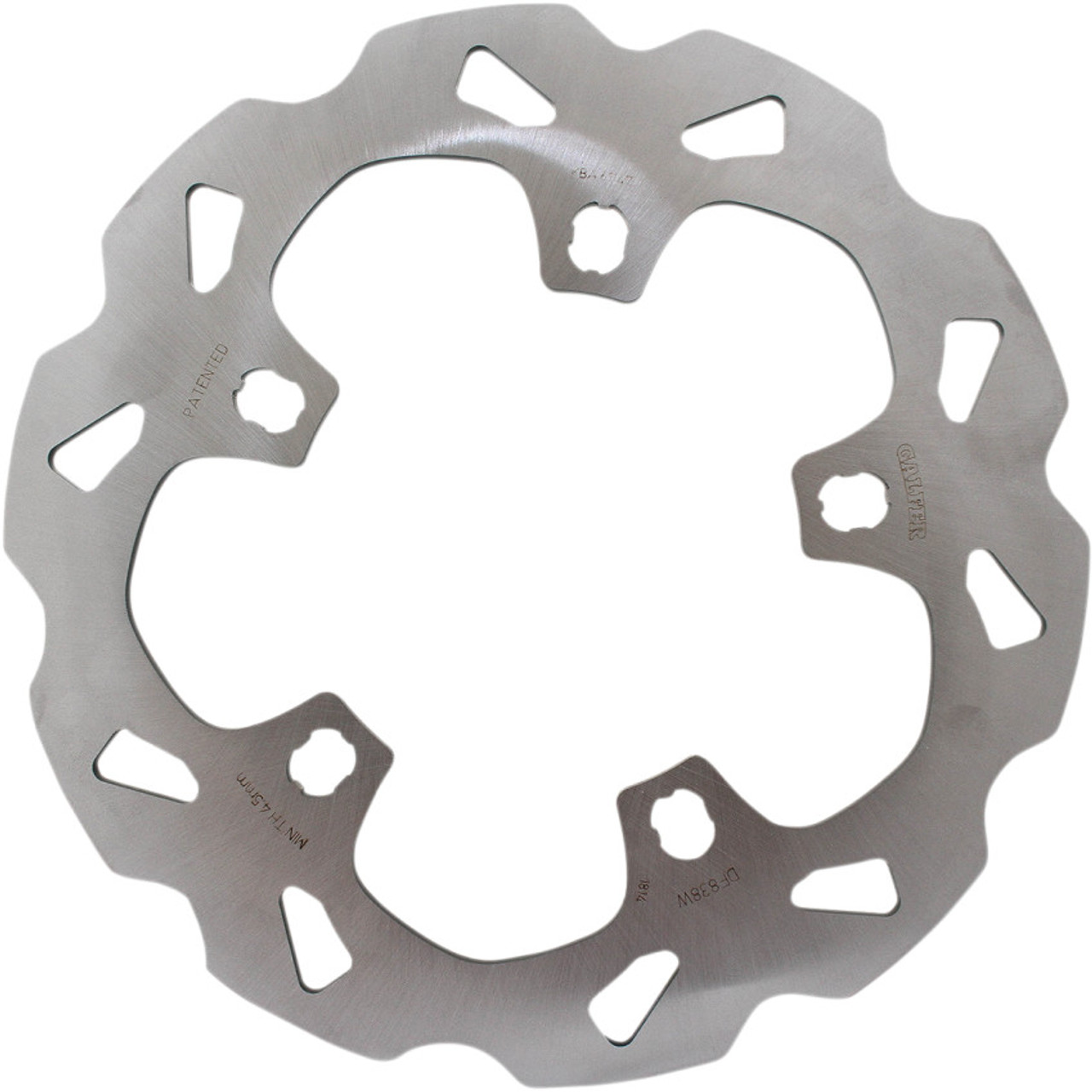 Galfer DF606W Front Wave Rotors for Offroad