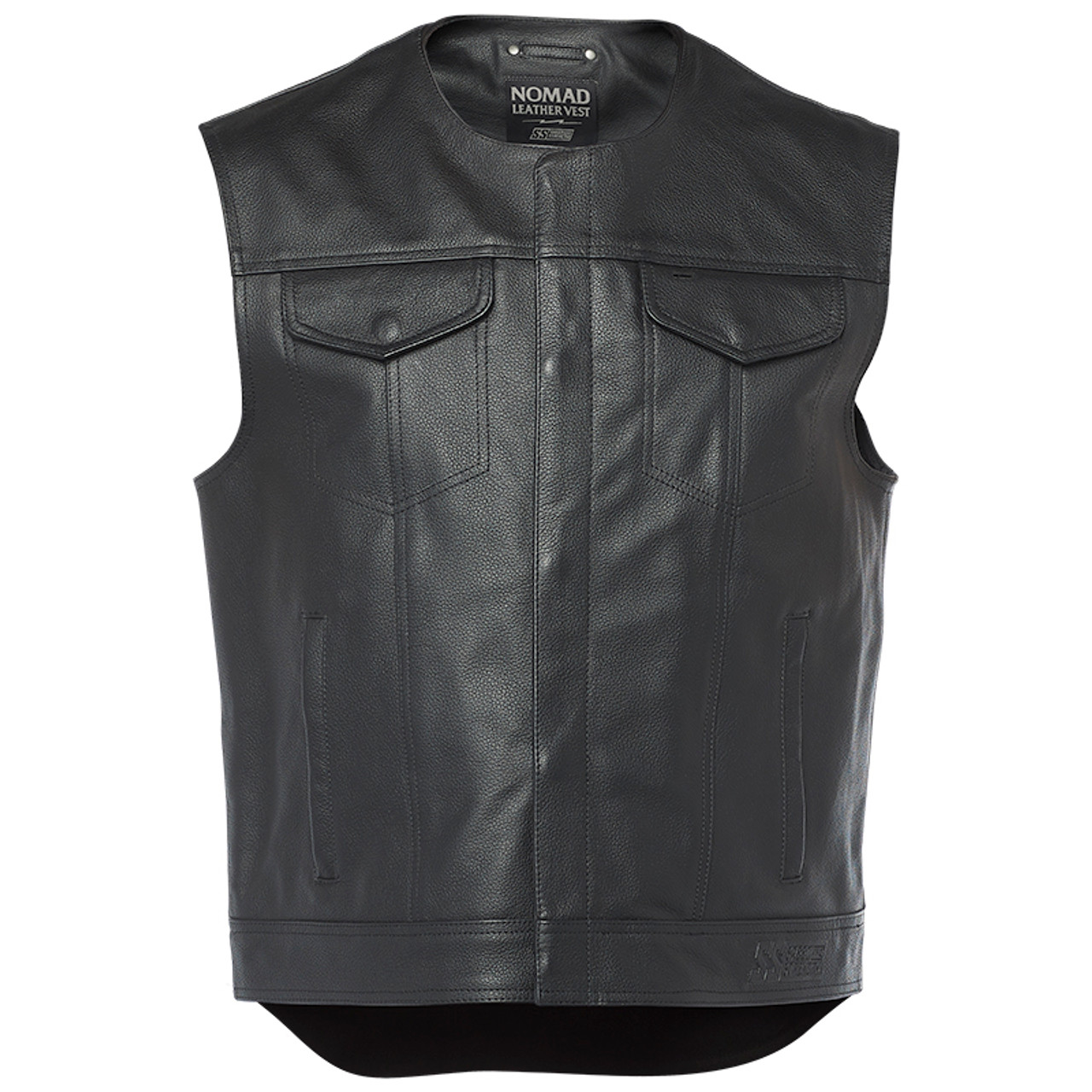 39d797e67 Speed and Strength Nomad Leather Vest