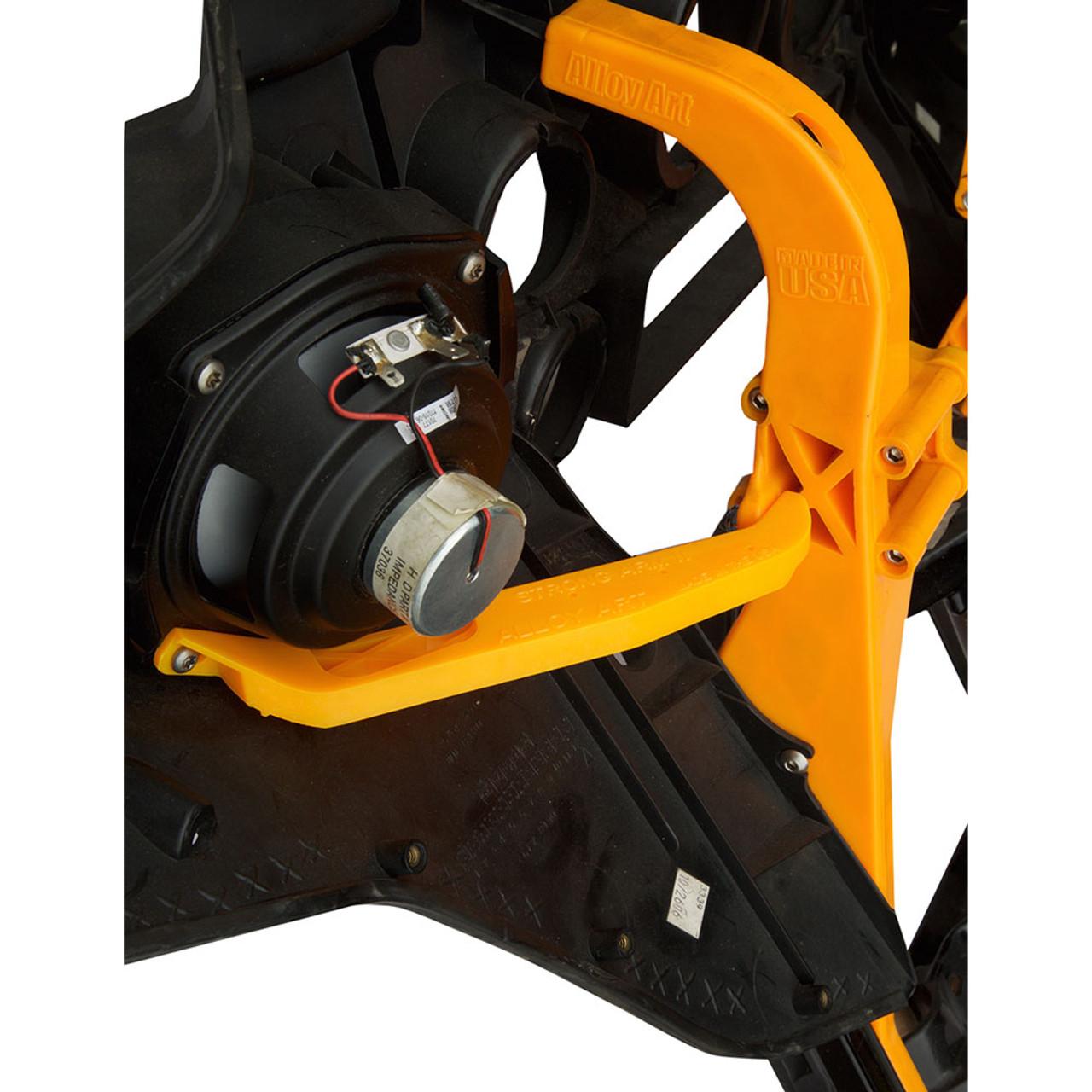 Heavy Duty Inner Fairing Support Bracket Plated for Harley Electra Street Glide