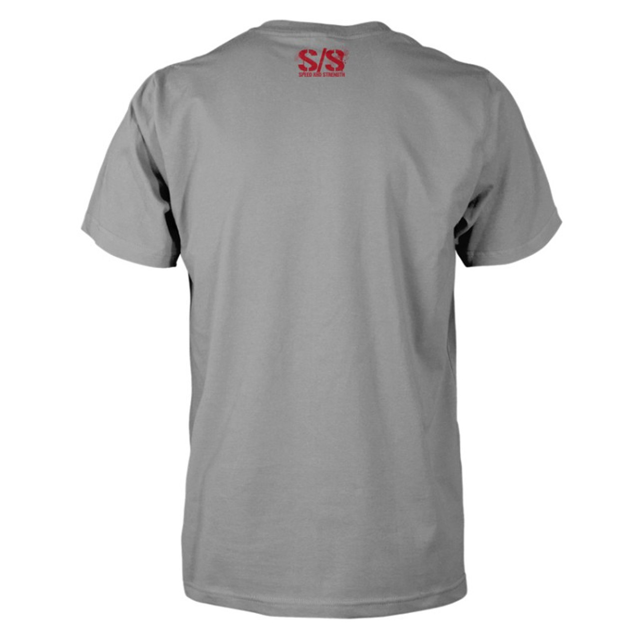 693222385 Speed and Strength Hot Rods Motorcycle T-Shirt - Get Lowered Cycles