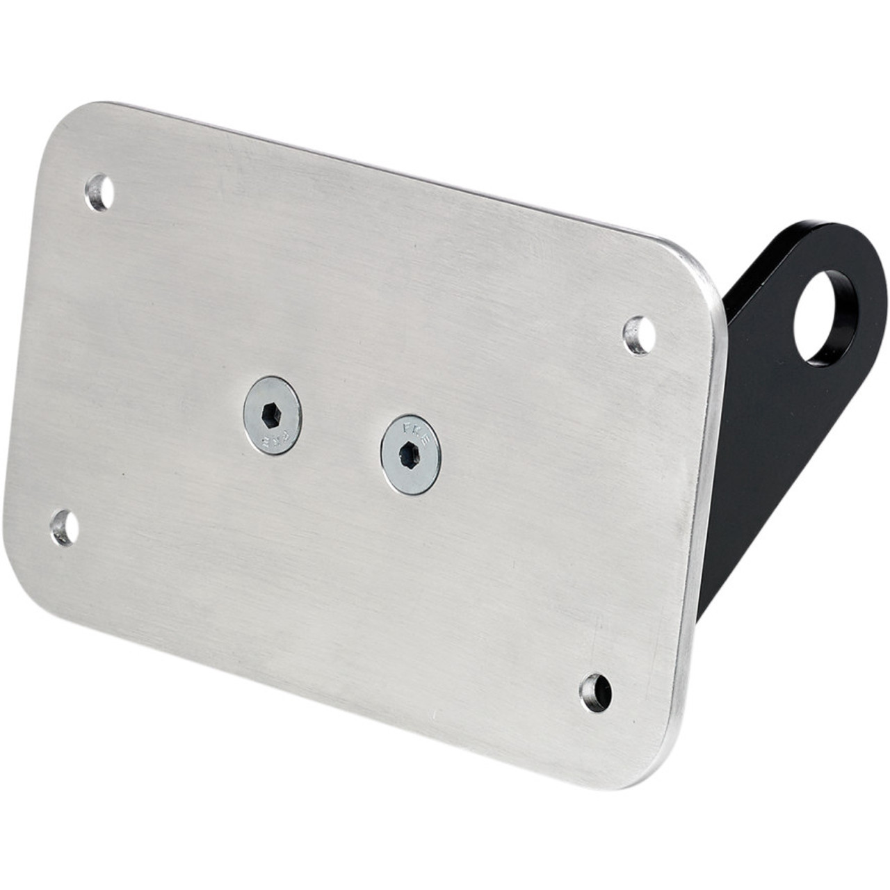 Gasbox Axle Mount License Plate Bracket for 3/4