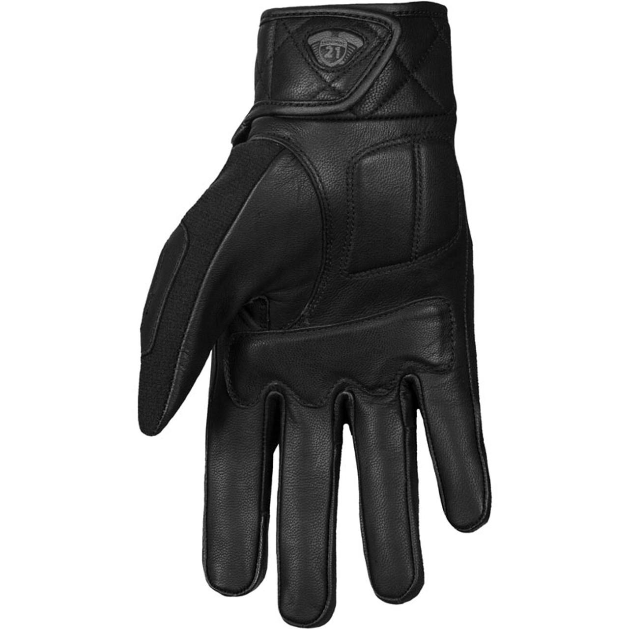 Highway 21 Pitt Letaher Motorcycle Gloves