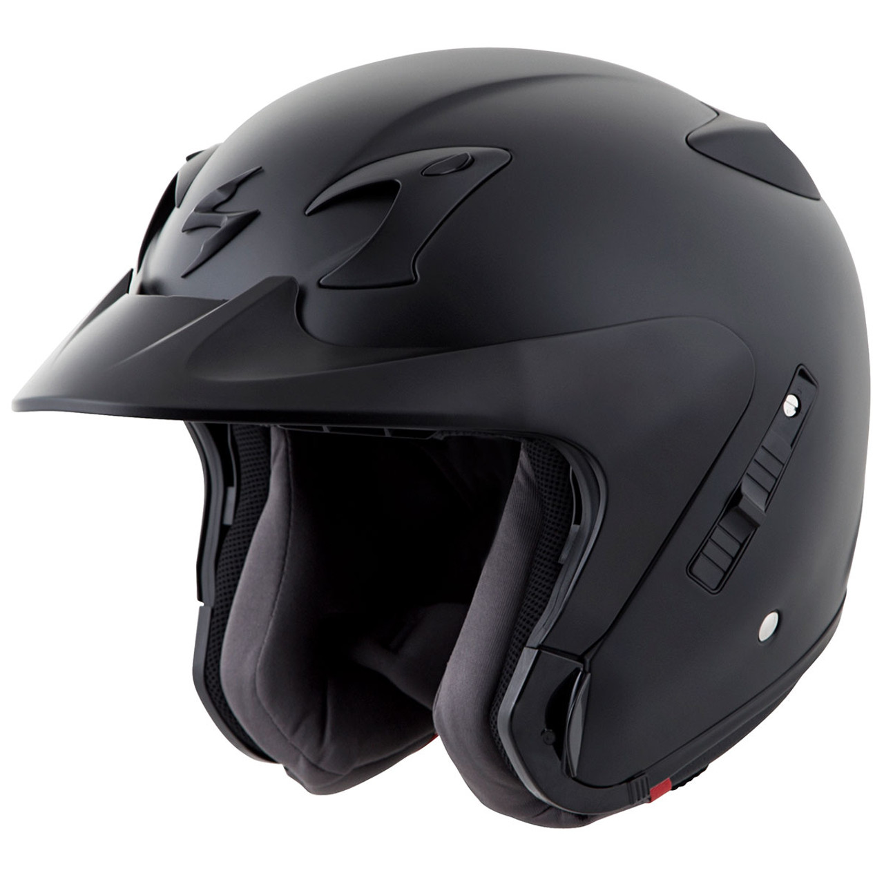 61eaa956 Scorpion EXO-CT220 Open Face Motorcycle Helmet - Get Lowered Cycles