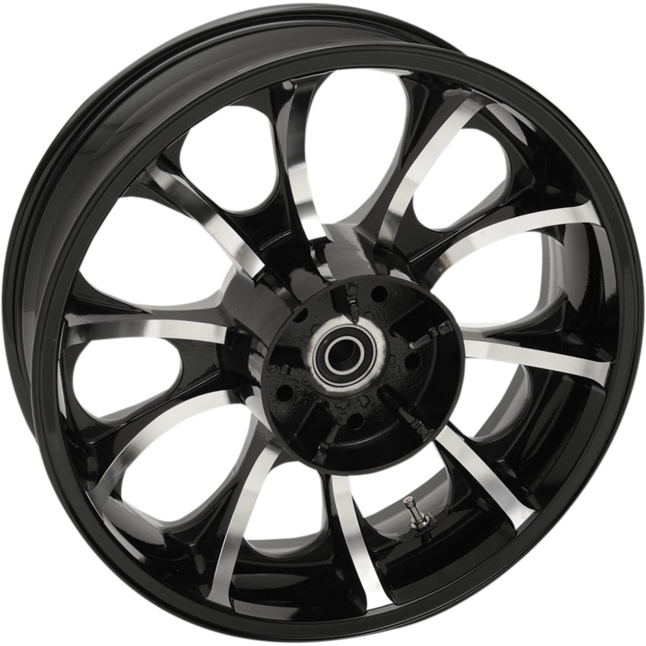 Coastal Moto Precision Cast 18 X 5 5 Largo 3d Rear Wheel For 2009