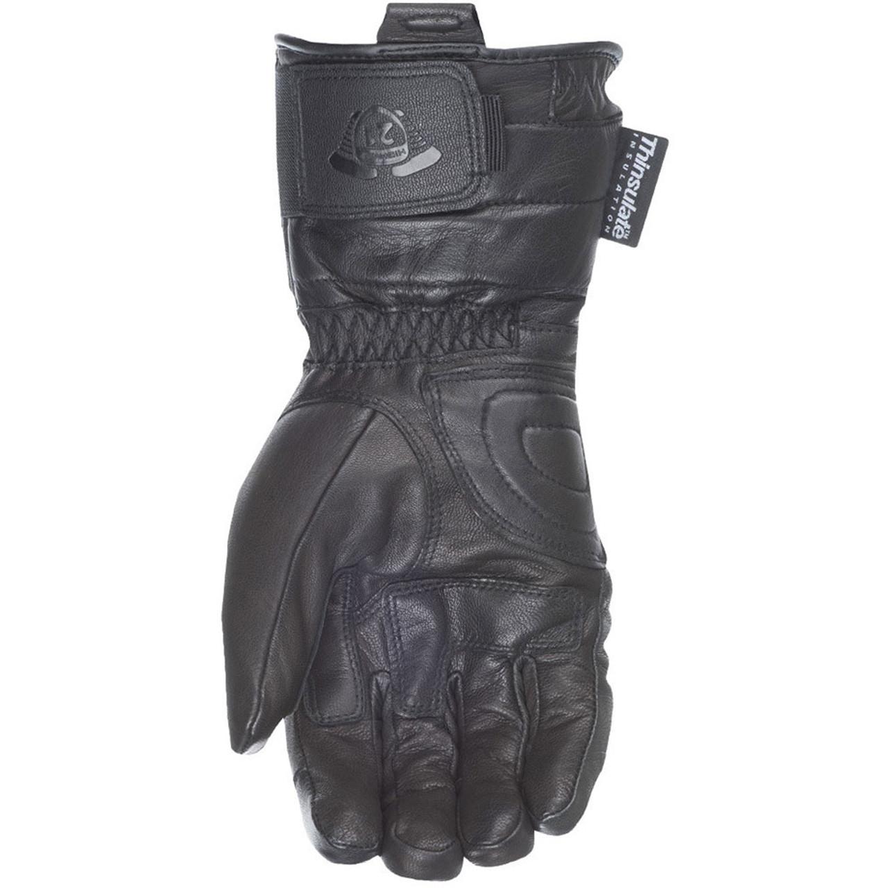 Highway 21 Radiant Heated Gloves Triumph Bonneville Scrambler Thruxton America