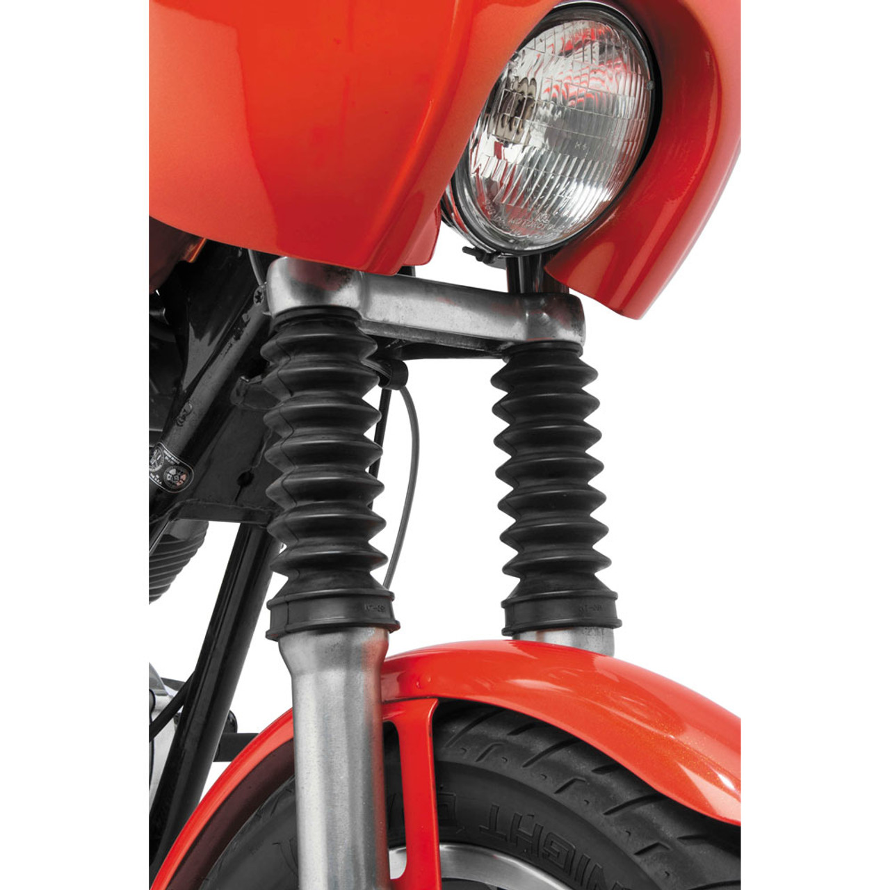 Biker's Choice 39mm Fork Boots for Harley